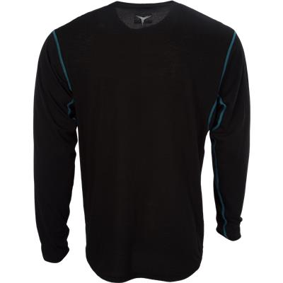 (Bauer NG Core Crew Long Sleeve Shirt - Youth)