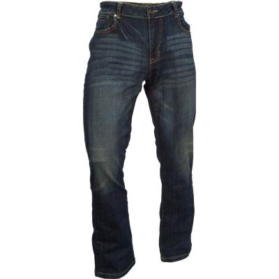 Mens (Bauer Relaxed Fit Jeans - Tinted Wash - Mens)