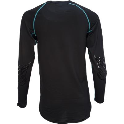 Back View (Bauer NG Grip Crew Long Sleeve Shirt - Womens)