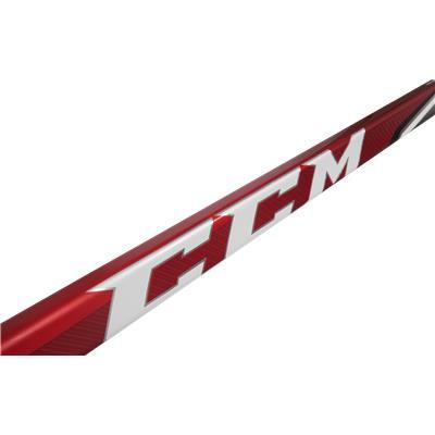 Bottom Of Shaft (CCM RBZ Superfast Grip Composite Stick)