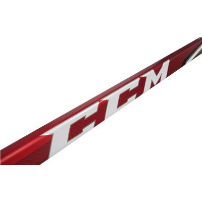 Bottom Of Shaft (CCM RBZ Superfast Grip Composite Hockey Stick)