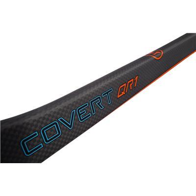 (Warrior Covert QR1 Grip Composite Stick)