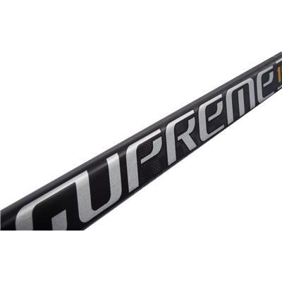 Supreme Logo (Bauer Supreme 190 Composite Hockey Stick)