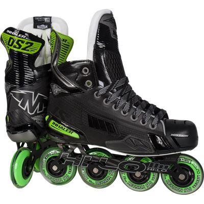 Inhaler DS2 Inline Skates (Bauer Inhaler DS2 Inline Skates)