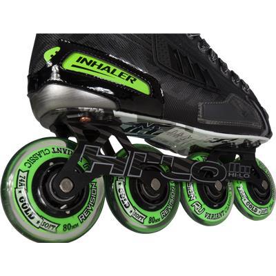 (Bauer Inhaler DS2 Inline Skates)