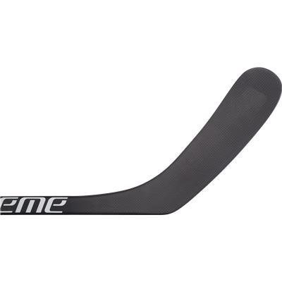 Forehand Of Blade (Bauer Supreme 180 GripTac Composite Hockey Stick)