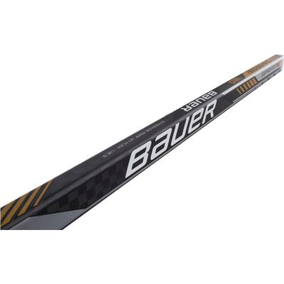 Top Of Shaft (Bauer Supreme 180 GripTac Composite Hockey Stick)