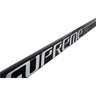 Bottom Of Shaft (Bauer Supreme 170 GripTac Composite Stick)