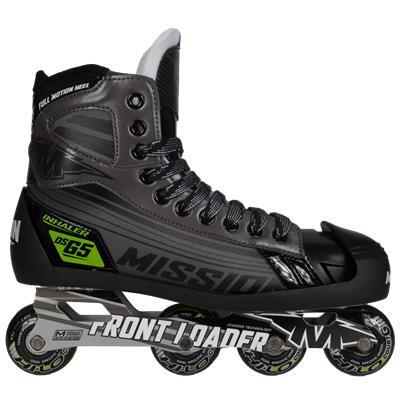 Side 1 (Mission Inhaler DSG5 Goalie Skates)