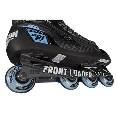 Front Loader Chassis (Bauer Inhaler DSG:1 Goalie Skates)