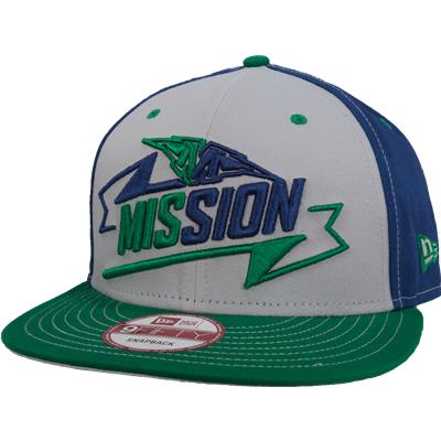 Mission Life On The Roll Hat (Mission Life On The Roll Snapback Hat)