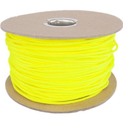 Neon Yellow (Jimalax Crosslace Spool - 100 Yard)
