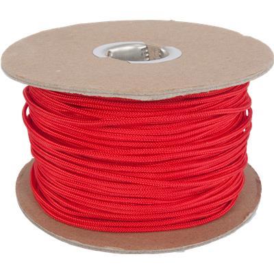 Red (Jimalax Crosslace Spool - 100 Yard)