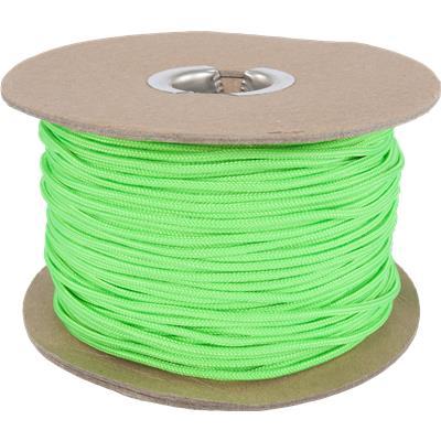 Neon Green (Jimalax Crosslace Spool - 100 Yard)