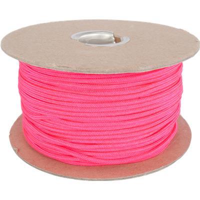 Neon Pink (Jimalax Crosslace Spool - 100 Yard)
