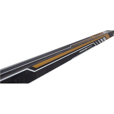 (Bauer Supreme TotalOne MX3 Grip Composite Hockey Stick - Junior)