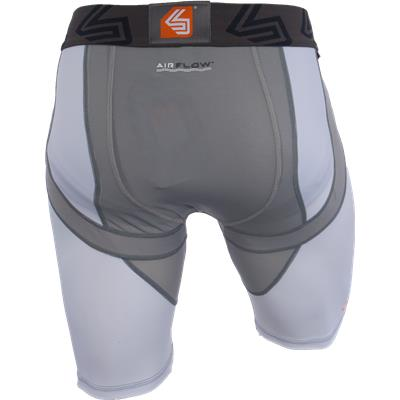 Back View (Shock Doctor Velocity Motion 360 Shorts)