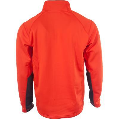 Back View (Nike KO Quarter Zip Long Sleeve Pullover Jacket)