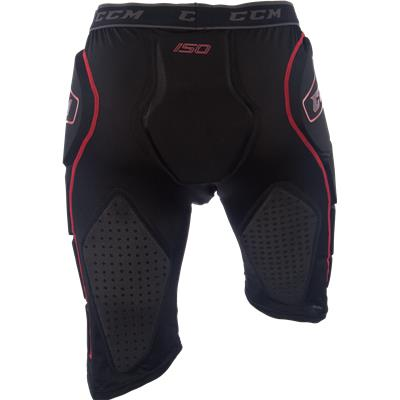Back View (CCM RBZ 150 Inline Girdle)