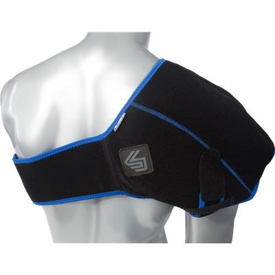 (Shock Doctor Ice Recovery Shoulder Wrap)