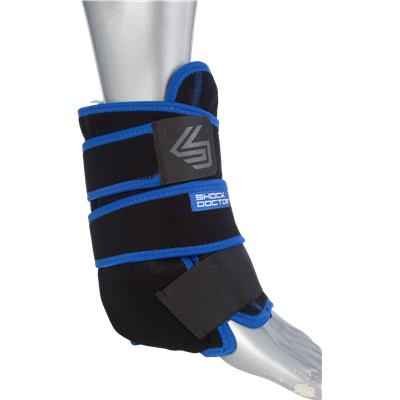 Ice Recovery Ankle Wrap (Shock Doctor Ice Recovery Ankle Wrap - Intermediate)