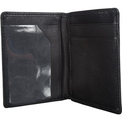 Inside View (Bauer Leather Wallet)