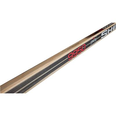 Bottom Of Shaft (Sher-Wood 2013 Model 9950 Wood Stick)