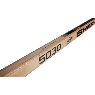 Bottom Of Shaft (Sher-Wood 5030 Wood Stick - Intermediate)