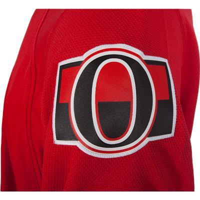 (Reebok Ottawa Senators Premier Jersey - Home/Dark - Adult)