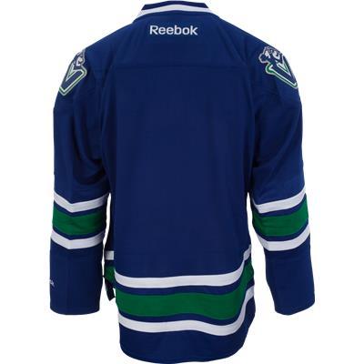 (Reebok Vancouver Canucks Premier Jersey - Third)