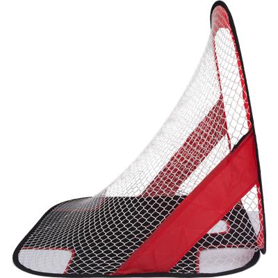 (Warrior Mini Lacrosse Target Pop-Up Set w/ Travel Bag)