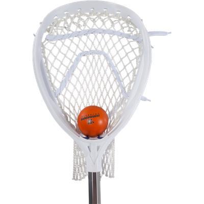 Mini Nemesis Stick (Warrior Mini Lacrosse Target Pop-Up Set w/ Travel Bag)