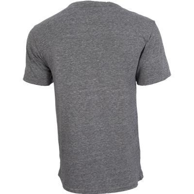(Reebok Chicago Blackhawks Bigger Logo Tee Shirt)