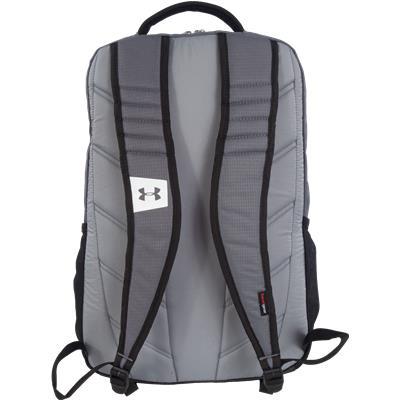 Back View (Under Armour Hustle Backpack Bag)