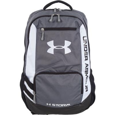 Front View (Under Armour Hustle Backpack Bag)