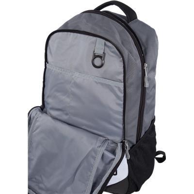 Front Flap (Under Armour Hustle Backpack Bag)