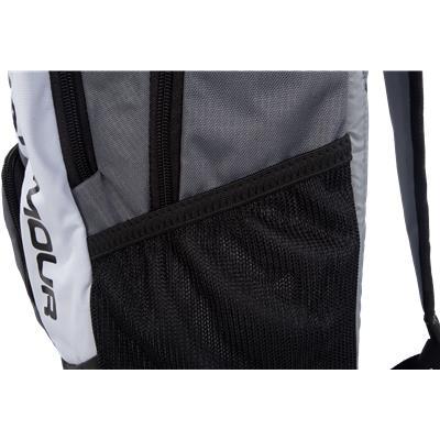 Side Pocket (Under Armour Hustle Backpack Bag)