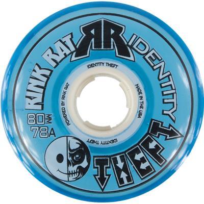 Blue (Rink Rat Identity Theft Inline Wheel)