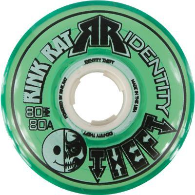 Green (Rink Rat Identity Theft Inline Wheel)