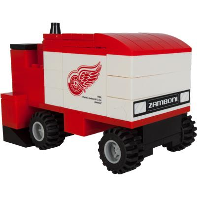 (OYO Sports NHL Zambonis Minifigure)
