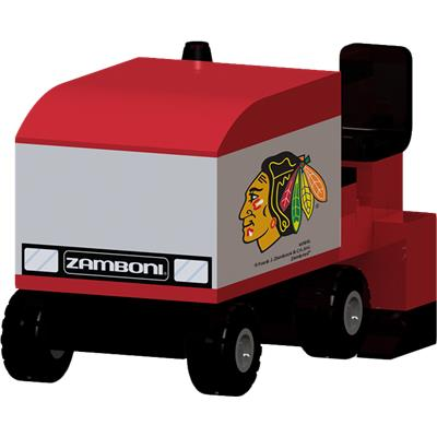 Chicago Blackhawks (OYO Sports NHL Zambonis Minifigure)