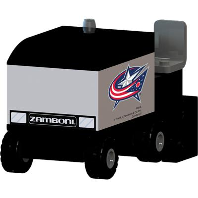 Columbus Blue Jackets (OYO Sports NHL Zambonis Minifigure)