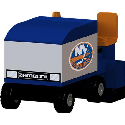 New York Islanders (OYO Sports NHL Zambonis Minifigure)