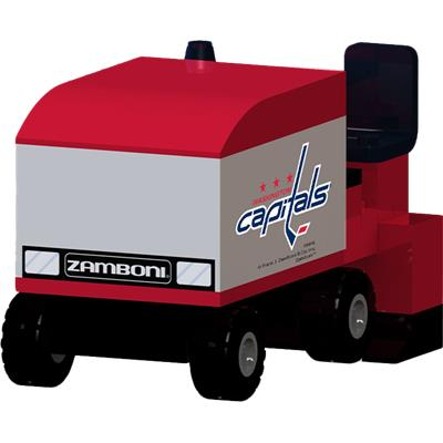 Washington Capitals (OYO Sports NHL Zambonis Minifigure)