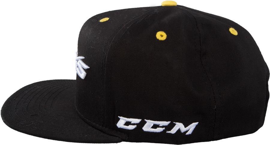 Side View (CCM Tacks 2 Snapback Hat) 15918c5ba88