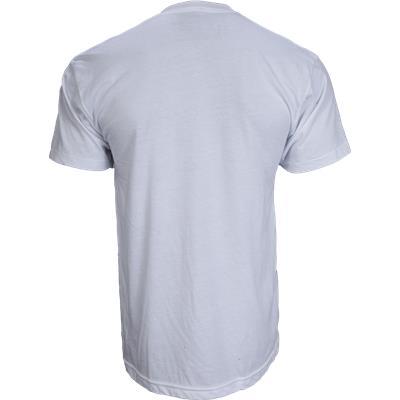 Back View (Sauce Hockey Gamer Tee Shirt - Mens) dd010a72d