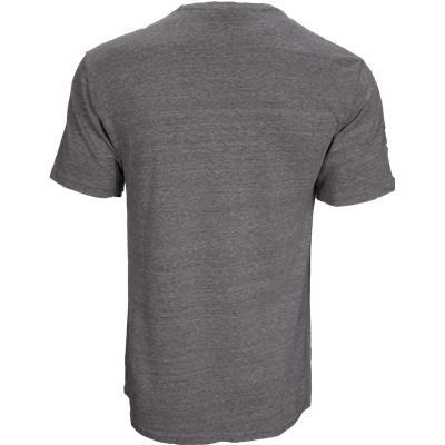 Back View (Reebok New York Rangers Heritage Logo Tee Shirt)