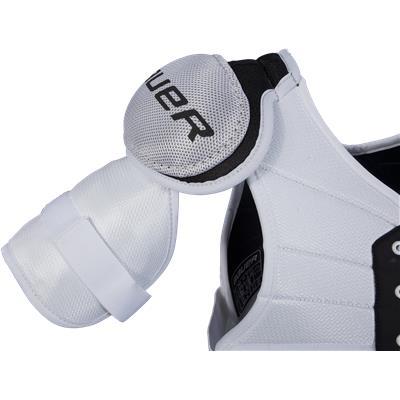 Bicep Protection (Bauer Pro Vintage Shoulder Pads)