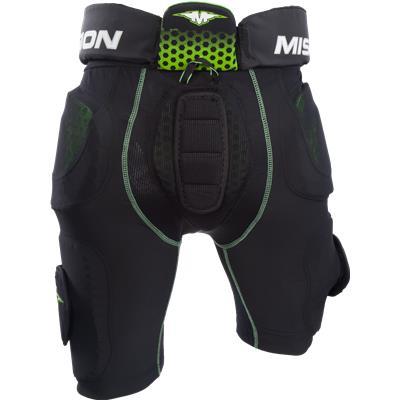 Back View (Mission Pro Compression Girdle)