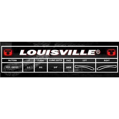 Blade Chart (Louisville X-Lite Composite Stick)